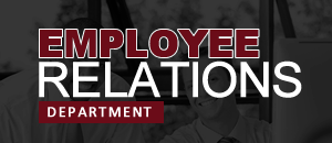 Click here to open Employee Relations Department
