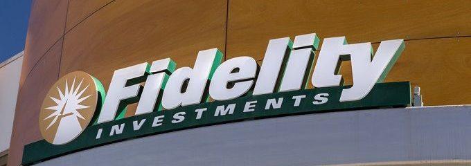 Image of Fidelity Investments Logo