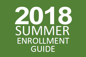 Click here to view Summer Enrollment Guide