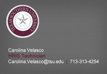 Click here to Email Carolina Velasco