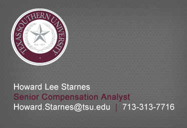 Click here to Email Howard Lee Starnes